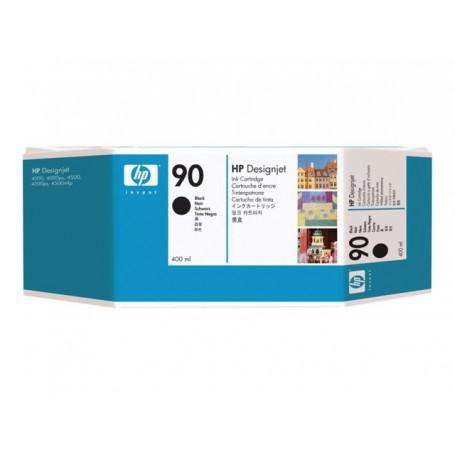 HP 90 - Cartouche d'impression noir 400ml (C5058A)