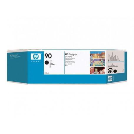 HP 90 - Cartouche d'impression noir 775ml (C5059A)