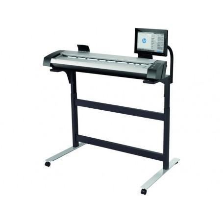 """HP DesignJet HD Pro - Scanner à rouleau 42"""" (A0+ 1,067m)"""