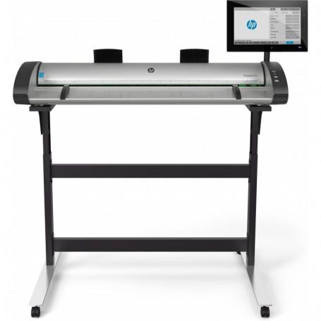 "HP DesignJet SD Pro - Scanner à rouleau 44"" (A0+ 1,118m)"