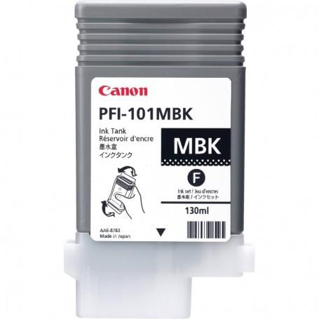 Canon PFI-101 MBK - Cartouche d'impression noir mat 130ml