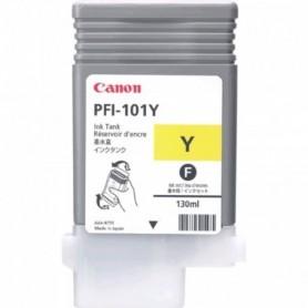 Canon PFI-101 Y - Cartouche d'impression jaune 130ml