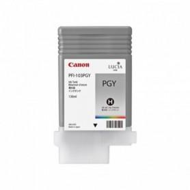 Canon PFI-103 PGY - Cartouche d'impression gris photo 130ml