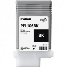 Canon PFI-106 BK - Cartouche d'impression noir 130ml