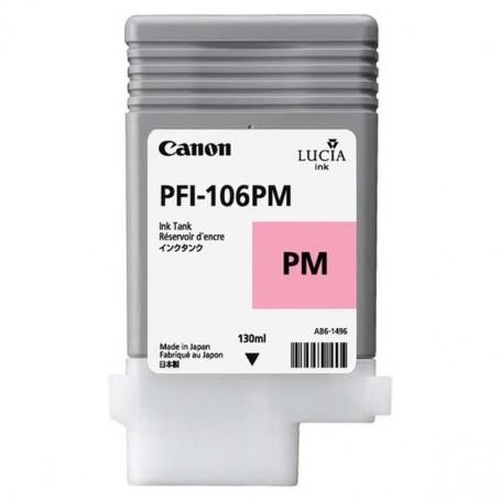 Canon PFI-106 PM - Cartouche d'impression magenta photo 130ml