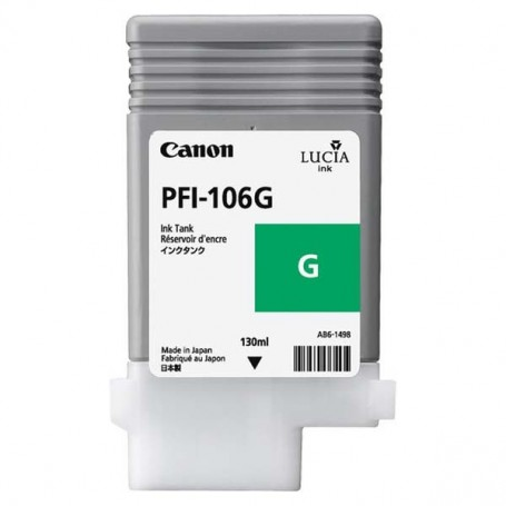 Canon PFI-106 G - Cartouche d'impression vert 130ml
