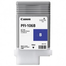 Canon PFI-106 B - Cartouche d'impression bleu 130ml