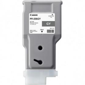 Canon PFI-206 GY - Cartouche d'impression gris 300ml