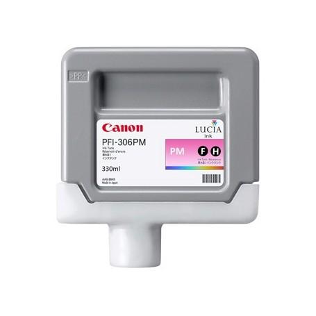 Canon PFI-306 PM - Cartouche d'impression magenta photo 330ml