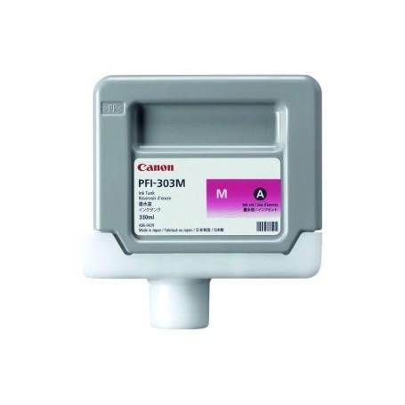 Canon PFI-303 M - Cartouche d'impression magenta 330ml