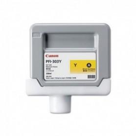 Canon PFI-303 Y - Cartouche d'impression jaune 330ml