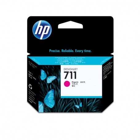 HP 711 - Cartouche d'impression magenta 29ml (CZ131A)