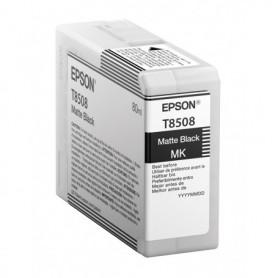 Epson T8508 - Réservoir noir mat 80ml
