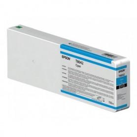 Epson T8042 - Réservoir cyan 700ml