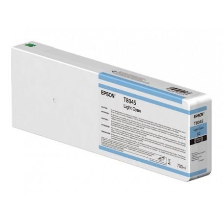 Epson T8045 - Réservoir cyan clair 700ml
