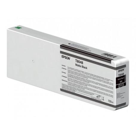 Epson T8048 - Réservoir noir mat 700ml