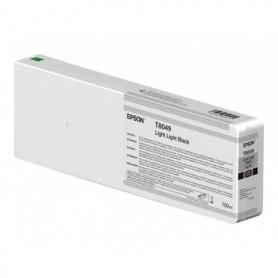 Epson T8049 - Réservoir gris clair 700ml