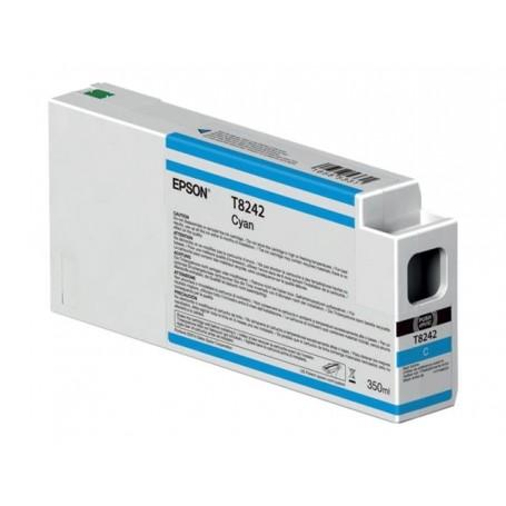 Epson T8242 - Réservoir cyan 350ml