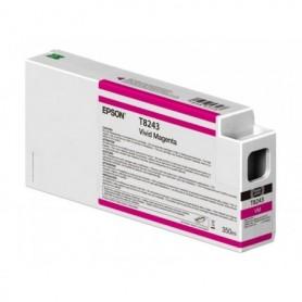 Epson T8243 - Réservoir magenta 350ml