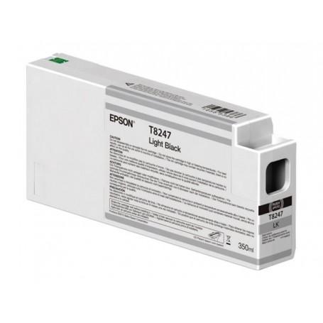 Epson T8247 - Réservoir noir clair 350ml