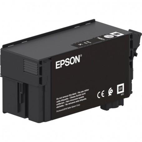 Epson T40D1 - Réservoir UltraChrome XD2 noir 80ml