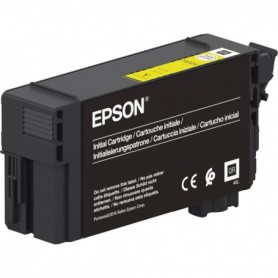 Epson T40D - Réservoir UltraChrome XD2 jaune 50ml
