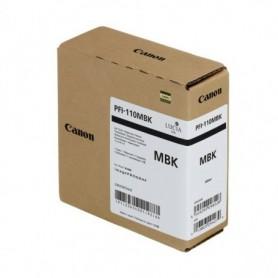 Canon PFI-110 MBK - Cartouche d'impression noir mat 160ml