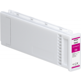 Epson T8003 VM - Réservoir UltraChrome PRO magenta 700ml