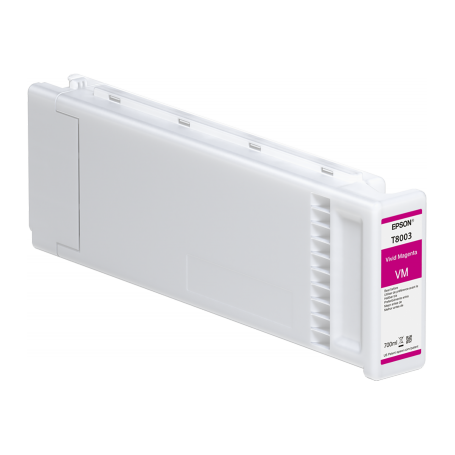 Epson T8003 VM - Réservoir UltraChrome PRO magenta 700ml