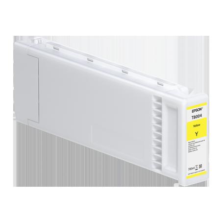 Epson T8004 Y - Réservoir UltraChrome PRO jaune 700ml