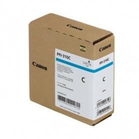 Canon PFI-310 C - Cartouche d'impression cyan 330ml