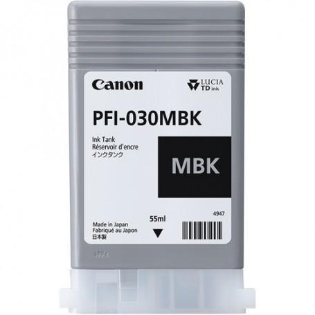 Canon PFI-030 MBK - Cartouche d'impression noir mat 55ml