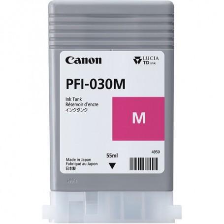 Canon PFI-030 M - Cartouche d'impression magenta 55ml