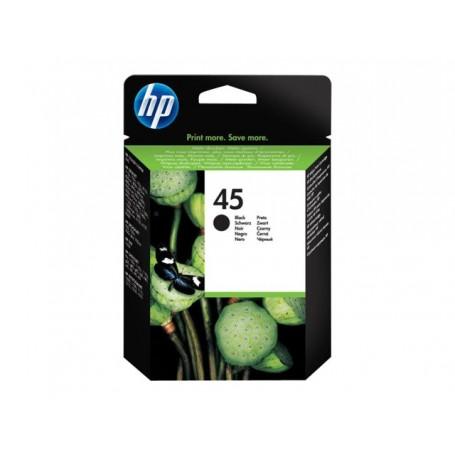 HP 45 - Cartouche d'impression noir 42ml (51645AE)