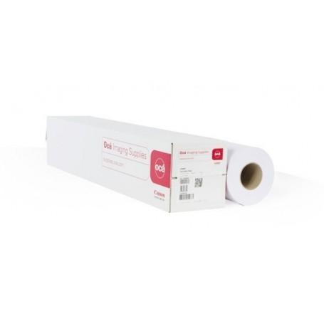 """Océ LFM035 - Papier toilé blanc 120gr 0,914 (36"""") x 100m (7698B001AA)"""