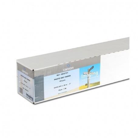 """Canson Imaging - Papier Photo Mat 140Gr/m² 0,610 (24"""") x 30m"""