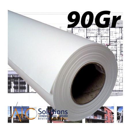 """ColorPrint calque 90/95gr 0,610 (24"""") x 50m"""