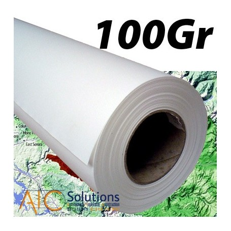 "ColorPrint HQ papier couché 100gr/m² 0,914 (36"") x 45m"