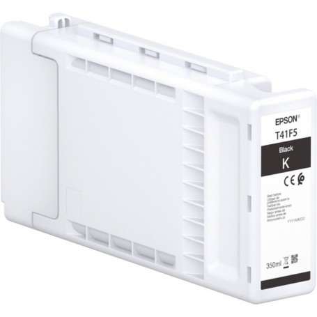 Epson T41F5 - Réservoir UltraChrome XD2 noir 350ml