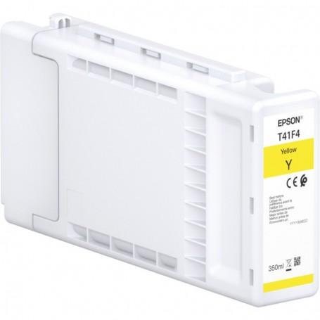 Epson T41F4 - Réservoir UltraChrome XD2 jaune 350ml