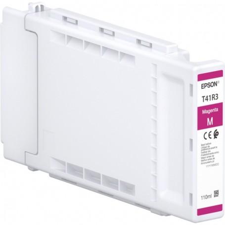 Epson T41R3 - Réservoir UltraChrome XD2 magenta 110ml