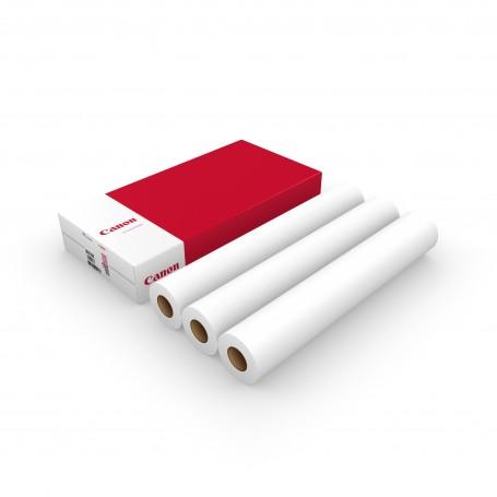"""Canon 1569B rouleau papier traceur non couché 80gr 0,610 (24"""") x 50m"""