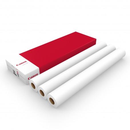 "Canon Océ IJM043 - Papier Recyclé White Zero 80gr 0,914 (36"") x 50m (8112B003AA)"