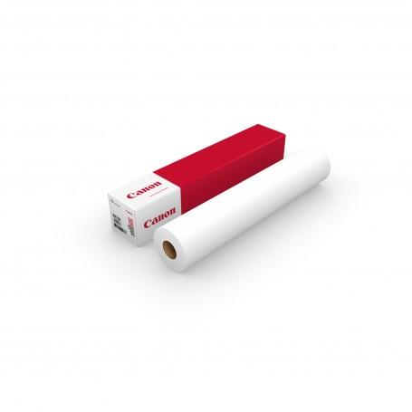"""Canon 5922A rouleau papier traceur blanc opaque 120Gr/m² 0,610 (24"""") x 30m"""