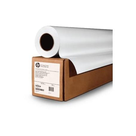 """HP rouleau papier traceur extra blanc 90gr 0,610 (24"""") x 45,7m"""