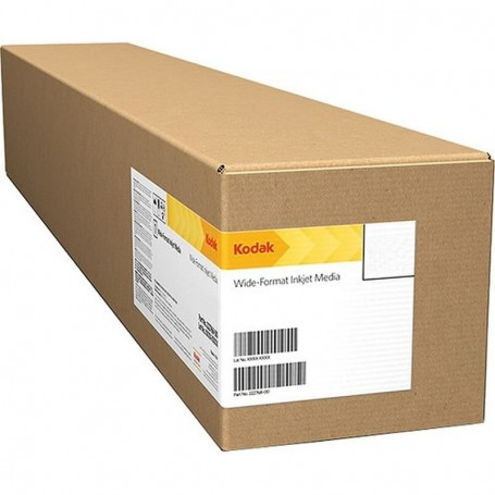 "Kodak Rapid-Dry Photographic Satin Paper 190gr 0,610 (24"") x 30,5m   222737-00B"
