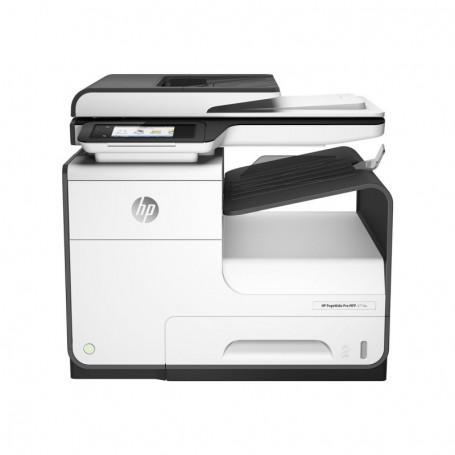 HP PageWide Pro 477dw - Imprimante multifonctions jet d'encre couleur