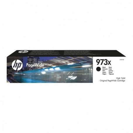 HP 973X - L0S07AE - cartouche d'impression PageWide noir (10000 pages)