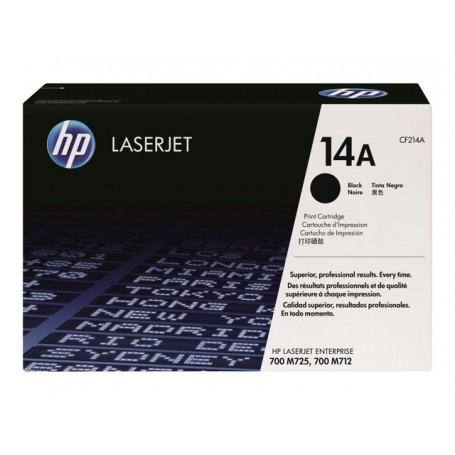 HP 14A - CF214A - cartouche de toner noir (Jusqu'à 10000 pages)