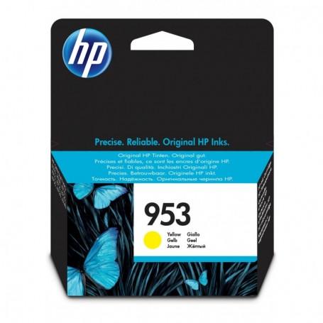 HP 953 - F6U14AE - cartouche d'impression jaune (Jusqu'à 700 pages)